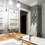 16-lavoar baie moderna apartament cu doua camere Polonia