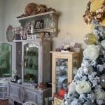 16-mobilier si decoratiuni antique decor de Craciun magazin Theo Decor Pitesti