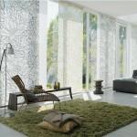 16-panouri japoneze decor fereastra living modern minimalist