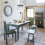 16-set masa scaune si bancuta din lemn mobilier rustic bucatarie