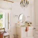17-decor baie rustica interior casa veche din Provence