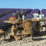 17-decor stil Provence colectie Lavandou Dejeuner champetre