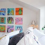 17-tablouri reclame vintage decor perete dormitor stil scandinav
