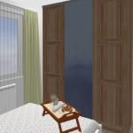 17-vedere spre dulap dormitor matrimonial Aida