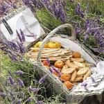 18-cos de picnic stil provence colectia Lavandou Dejeuner champestre