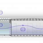 18-diagrama circulatie aer pe timp de noapte casa bioclimatica design NOEM Spania