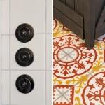 18-pardoseala stil marocan decor baie rustica