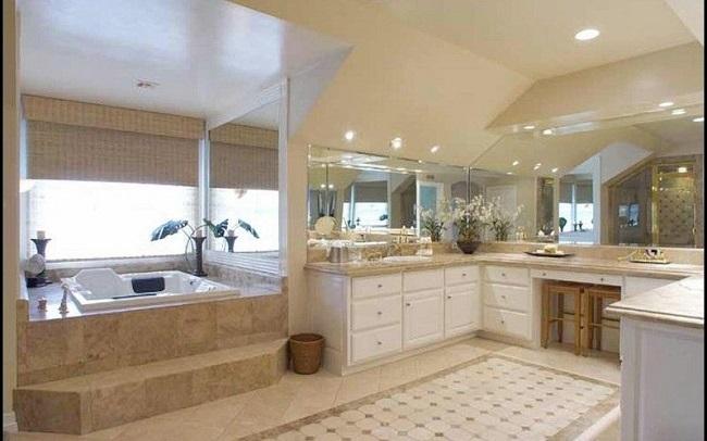 19-baie matrimoniala casa Jennifer Lopez inainte de renovare