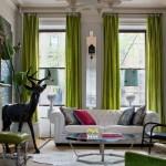 19-sufragerie mica cu tavane inalte amenajata in stil clasic