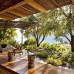 19-vedere din barul din gradina spre Marea Ionica casa de vacanta Meganissi Grecia