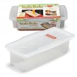 2-Fasta Pasta recipient pentru fierberea pastelor la microunde