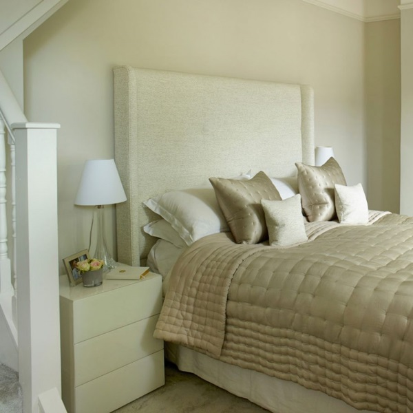 2-Idee amenajare dormitor crem complet
