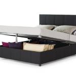 2-Romeo model pat tapitat prevazut cu lada depozitare magazin Mobila Clasica