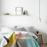 2-accesorii textile in amenajarea unui dormitor matrimonial scandinav