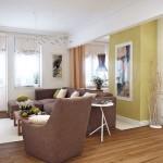2-amenajare living modern open space cu bucatarie
