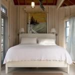 2-aplice de perete montate deasupra patului decor dormitor mic
