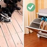 2-aranjarea si ordonarea peretilor de pantofi