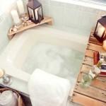 2-atmosfera relaxanta baie de bloc amenajata ca un SPA