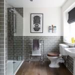 2-baie apartament amenajata in stil scandinav pardoseala lemn
