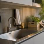 2-blat inox cu chiuveta incastrata bucatarie moderna design industrial