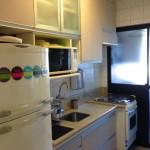 2-bucatarie apartament Sao Paolo inainte de amenajare