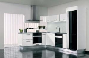 2-bucatarie moderna in stil minimalist