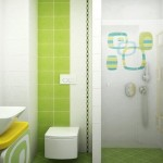 2-cabina de dus despartita de toaleta prinr un perete conform regulilor Feng Shui