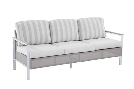 2-canapea 3 locuri model Gilbert din otel magazin Mobexpert