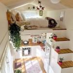 2-casa foarte mica cu dormitor loft