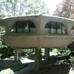 2-casa pod in forma de ciuperca
