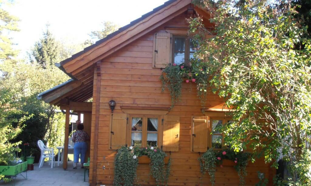 casa prefabricata lemn brad model C124 Austria Design Lemn Sibiu