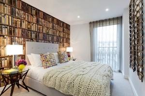 2-cuvertura crosetata cu ochiuri mari decor pat dormitor