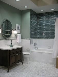 2-decor bicolor varianta aplicare faianta pereti baie
