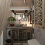 2-decoratiuni si accesorii de inspiratie marocana amenajare baie moderna