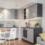 2-design mobila bucatarie cu coloana de aerisire