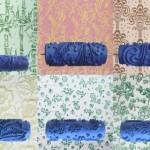 2-diverse modele de trafalet care lasa imprimeu decorativ pe perete