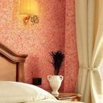 2-dormitor clasic cu peretii finisati cu tapet lichid rosiatic