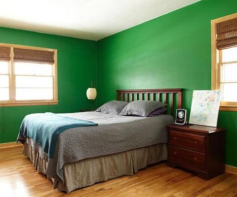 2-dormitor inainte de amenajare si transformare