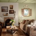 2-elemente si decoratiuni rustice din materiale naturale living confortabil si calduros