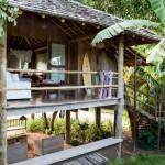 2-exterior cabana din lemn casa de vacanta din brazilia