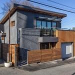 2-exterior casa 74 mp cu etaj si garaj inclus proiect teren foarte mic