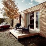 2-exterior casa mica modulara Model M de 37 mp Free Domky