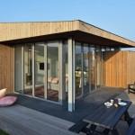 2-exterior casa moderna 54 mp doua camere living baie si bucatarie Olanda