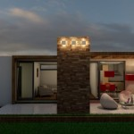 2 exterior casa prfiluri metalice 2 camere parter - Start House