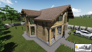 2 - fatada casa parter etaj lateral 1 258 mp