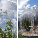 2-foisor din policarbonat transparent SHJWorks Danemarca
