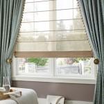 2-idei aranjament fereastra draperii si panou transparent