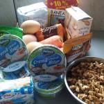 2-ingrediente necesare preparare tort de morcovi