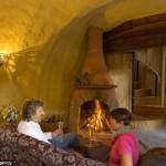 2-interior living casa pensiune in forma de gheata noua zeelanda