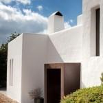 2-intrare casa din piatra Ibiza